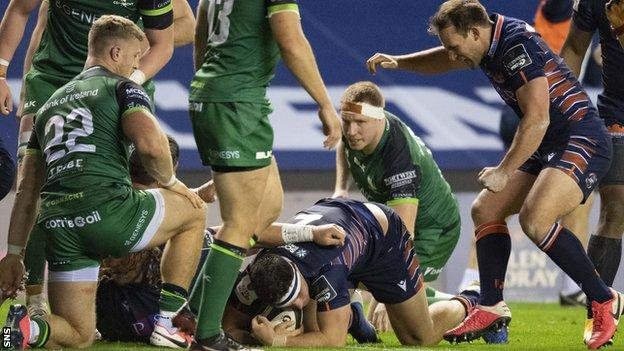 Pro14 Connacht Beat Edinburgh 37 26 To Secure Bonus Point Bbc Sport