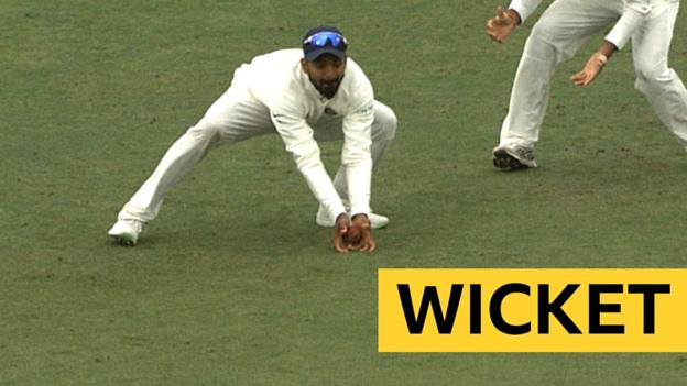England v India: Joe Root dismissed after a contentious catch by KL Rahul thumbnail