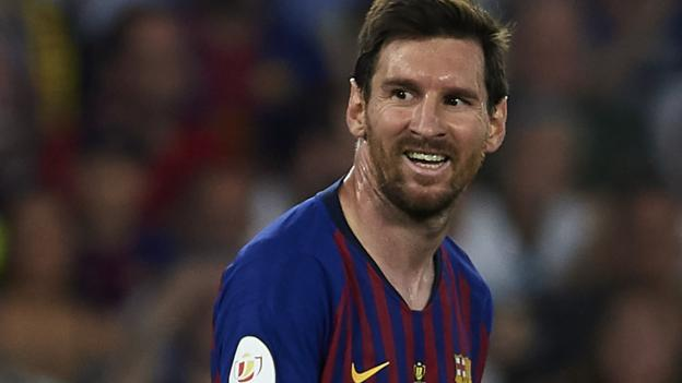 Lionel Messi: Barcelona forward tops Forbes top 100 highest paid athletes thumbnail