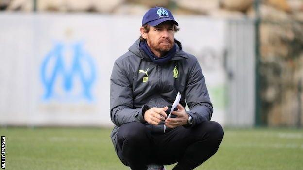 Marseille coach Villas-Boas offers to quit over differences in direction