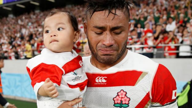 Rugby World Cup: What next for Japan's Brave Blossoms? thumbnail