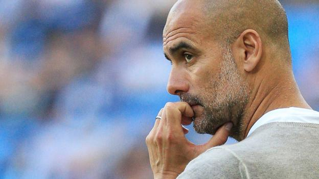 Manchester City: Aymeric Laporte injury a problem after Pep Guardiola told to limit spending