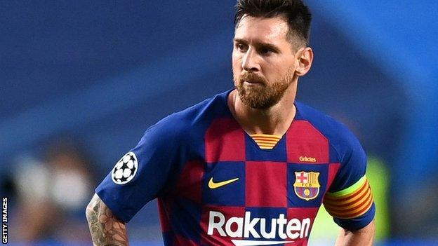 Lionel Messi: Barcelona forward's release clause remains valid, says La Liga thumbnail