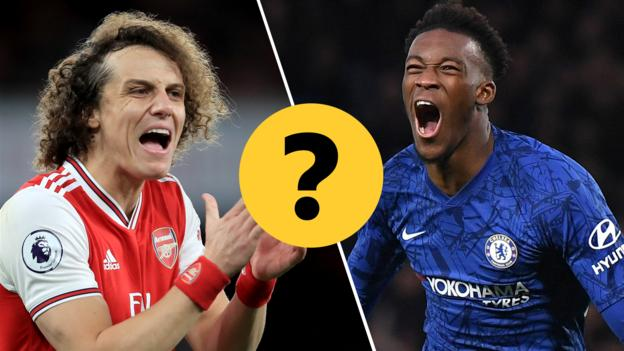 Chelsea v Arsenal: Your combined XI for London derby thumbnail