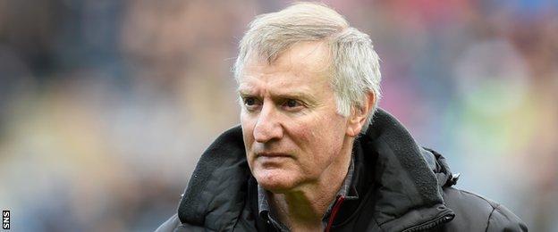 Alan Solomons, Edinburgh head coach