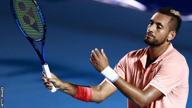 , Nick Kyrgios withdraws from US Open