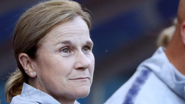 Women's World Cup: USA head coach Jill Ellis 'in tears' as side register record win thumbnail