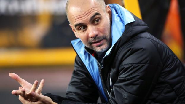 Pep Guardiola: Manchester City boss '100% staying' with the Blues next season thumbnail