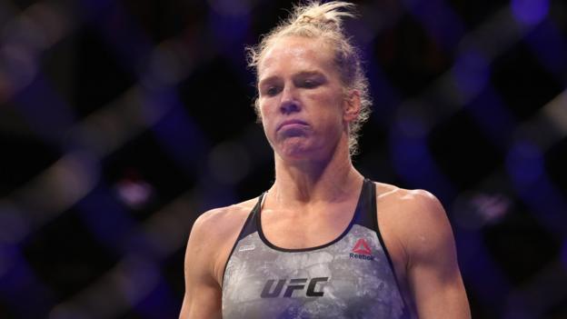 UFC 246: Holly Holm at crossroads before facing Raquel Pennington thumbnail