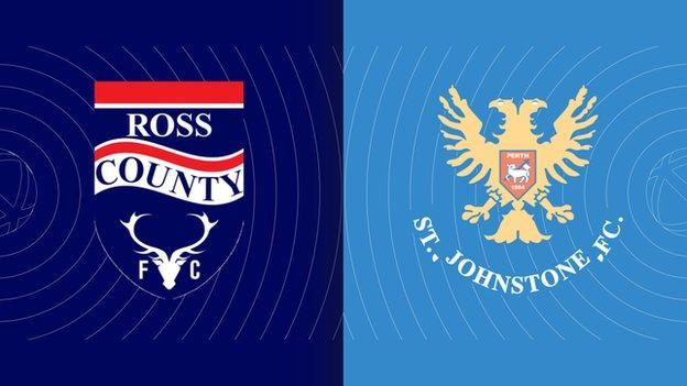 Ross County v St Johnstone