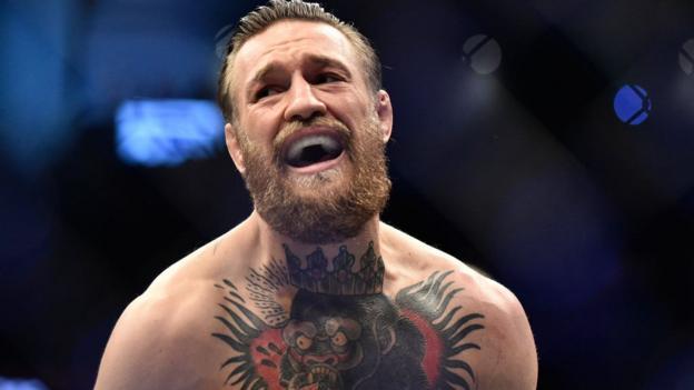 Conor McGregor beats Donald Cerrone in 40 seconds at UFC 246 in Las Vegas