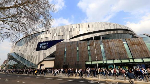 Tottenham: New stadium can make Spurs one of world's biggest clubs, says Chairman Daniel Levy thumbnail