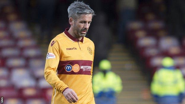 Skipper Keith Lasley believes Motherwell have the firepower to get out of the relegation battle
