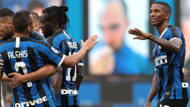 Inter Milan 6-0 Brescia: Ashley Young, Alexis Sanchez and Christian Eriksen rating thumbnail