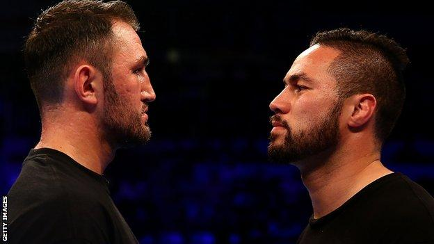 Fury is undefeated in 20 fights while Parker has not lost in 23