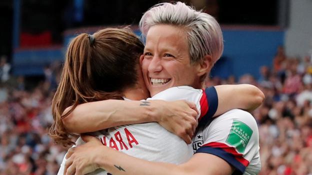 Women's World Cup: France 1-2 USA thumbnail