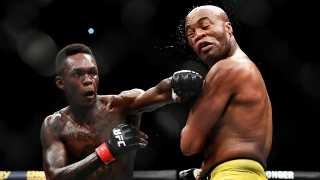 UFC 234: Israel Adesanya beats Anderson Silva after Robert Whittaker pulls out of title fight thumbnail