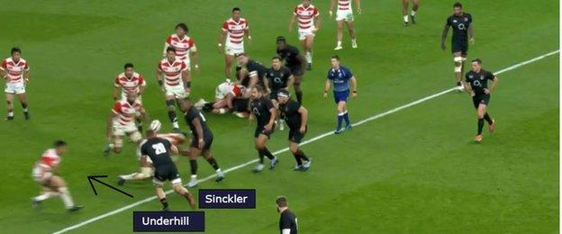 Sam Underhill