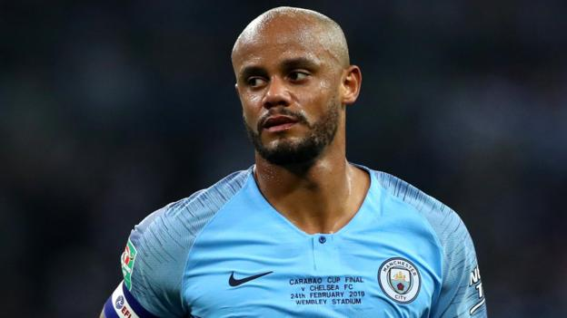 Manchester City: Vincent Kompany says education key to help prevent knife crime thumbnail