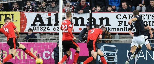 Rangers were beaten 2-1 by Falkirk on Saturday