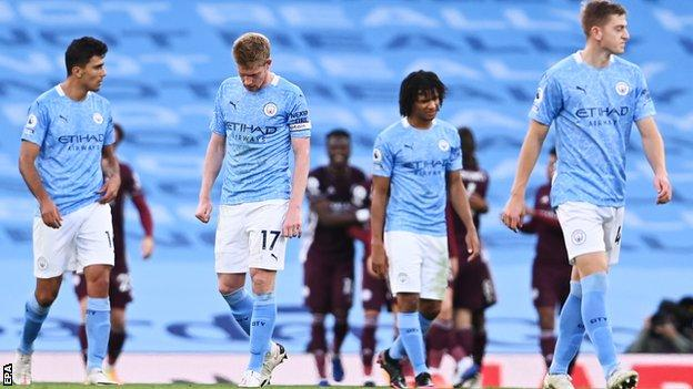 Manchester City Need leaders To Improve Micah Richards BBC Sport
