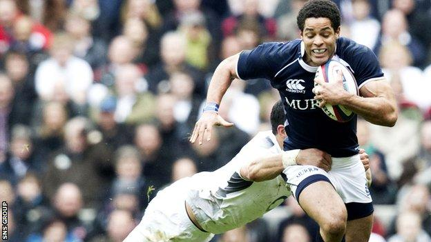 Joe Ansbro retired from rugby after suffering a broken neck