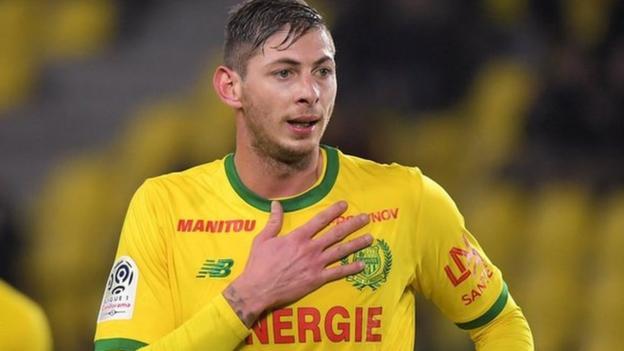 Emiliano Sala: Nantes make claim to Fifa over transfer payment thumbnail