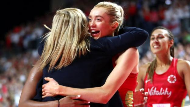 Netball World Cup 2019: England beat South Africa to win bronze