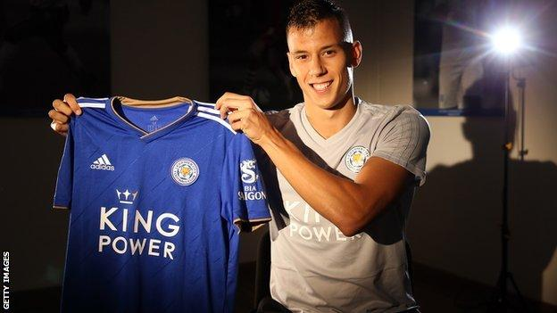 Filip Benkovic, Leicester City