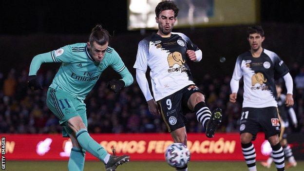 Copa Del Rey Report: Bale scores in Real Copa del Rey win (2020)