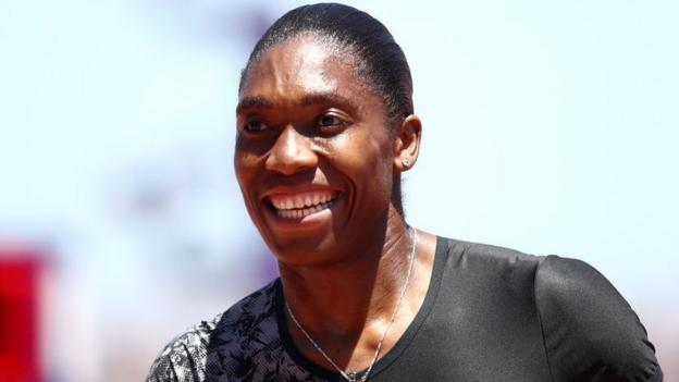 Caster Semenya: IAAF president Lord Coe hopes South African will return to track