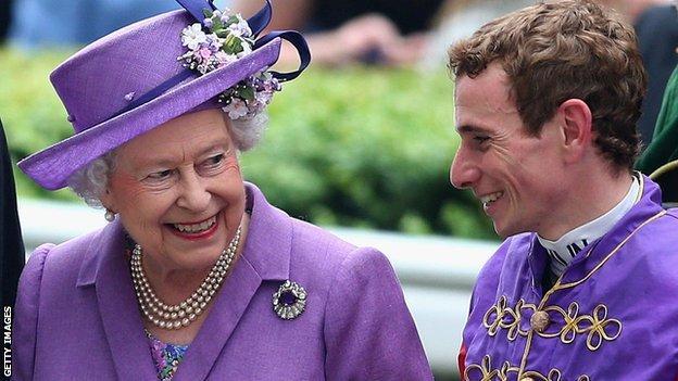 Queen and Ryan Moore