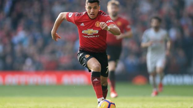 Alexis Sanchez: Inter to make Man Utd loan offer for forward thumbnail