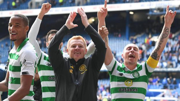 Celtic deliver 'catch us if you can' message to Rangers and Scottish football