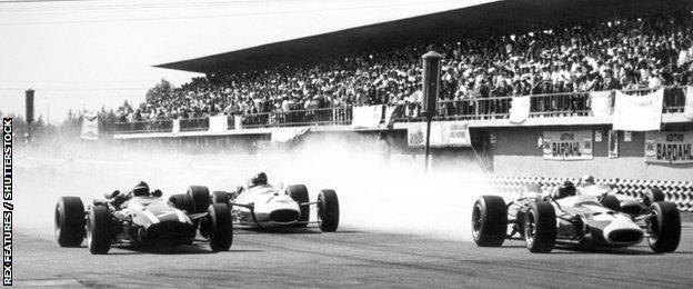 1966 Mexican Grand Prix