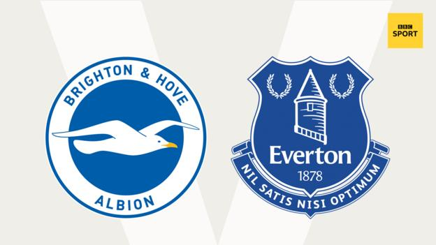 Brighton v Everton