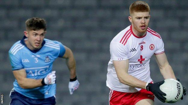 Tyrone looked relegation candidates after taking only one point from their opening three games but have regrouped magnificently