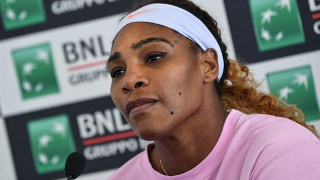 Italian Open: Serena Williams and Caroline Wozniacki withdraw with injury thumbnail