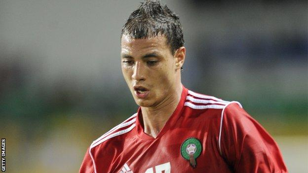 Marouane Chamakh: Former Arsenal and Morocco striker confirms retirement