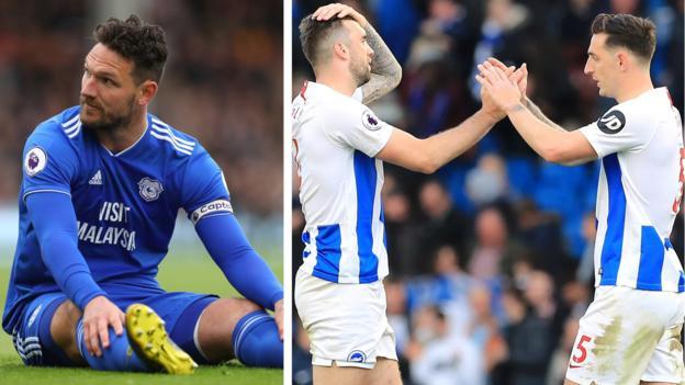 Premier League round-up: West Ham win at Spurs, Cardiff lose again