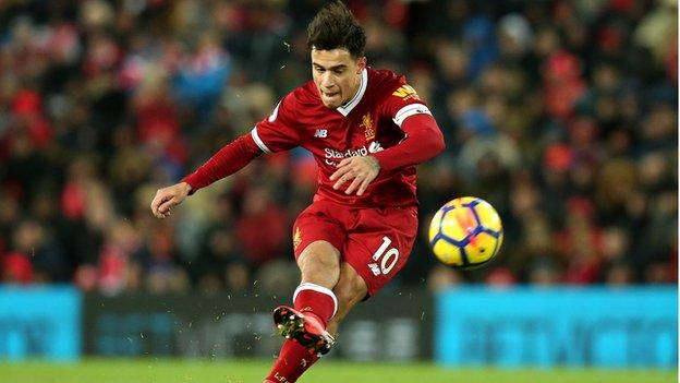 Philippe Coutinho: Liverpool agree £142m deal with Barcelona for Brazil midfielder