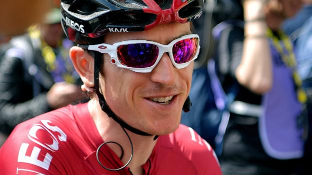 Geraint Thomas: Tour de France defence 'best it could be' - Dave Brailsford thumbnail