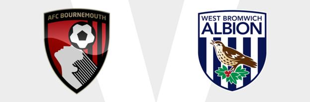 Bournemouth v West Brom
