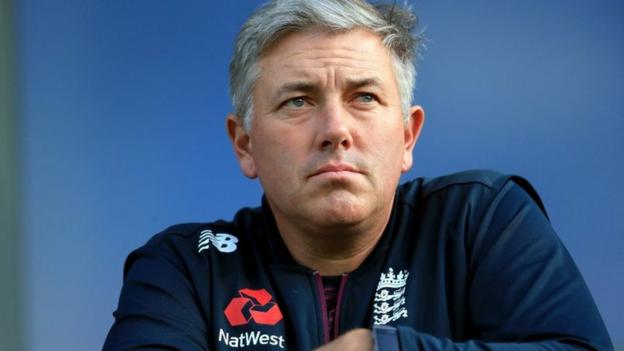 Chris Silverwood: England appoint new head coach