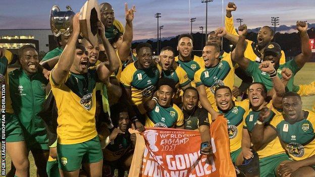 Jamaica celebrate