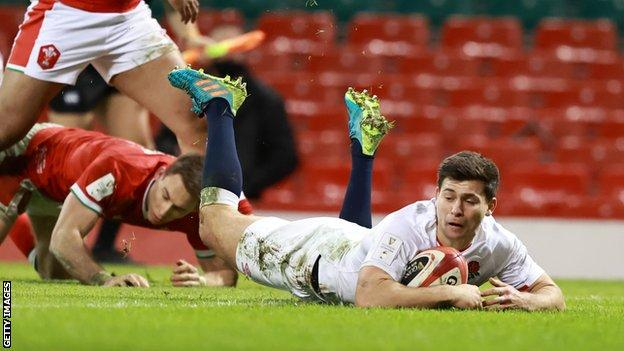 Youngs rules himself out of contention for Lions tour thumbnail