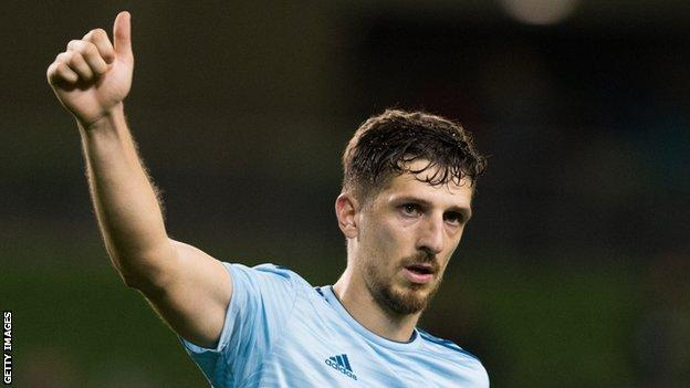 Craig Cathcart has made the squad despite suffering a back spasm while playing for Watford