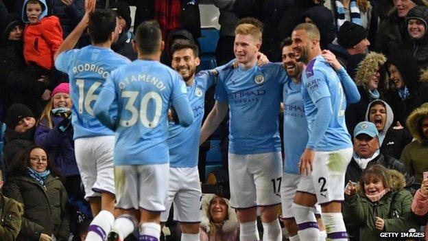 The value of Manchester City's squad has dropped by an estimated £225m, according to Transfermarkt