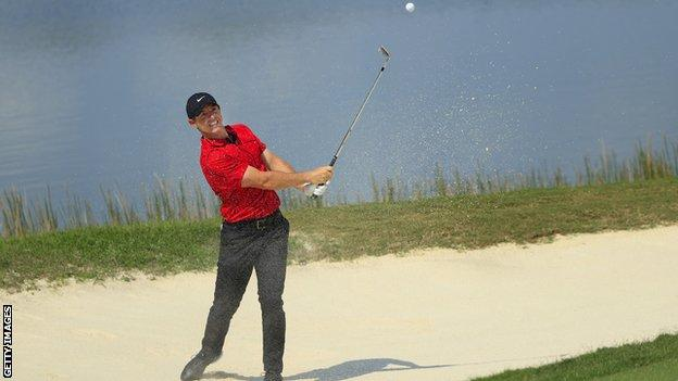 Rory McIlroy finished sixth at the WGC-Workday Championship
