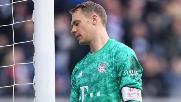 Eintracht Frankfurt 5-1 Bayern Munich: Bundesliga champions thrashed after Jerome Boateng's early dismissal